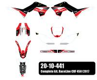 D'Cor Raceline Graphics Kit
