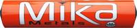 Mika Metals Injection Molded Bar Pad BIG BIKE (ORANGE) - ORANGE