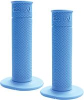 Mika Metals 50/50 WAFFLE GRIPS (BLUE) - GRIPS-BLUE