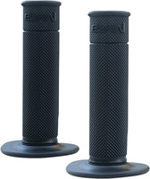 Mika Metals 50/50 WAFFLE GRIPS (BLACK) - GRIPS-BLACK