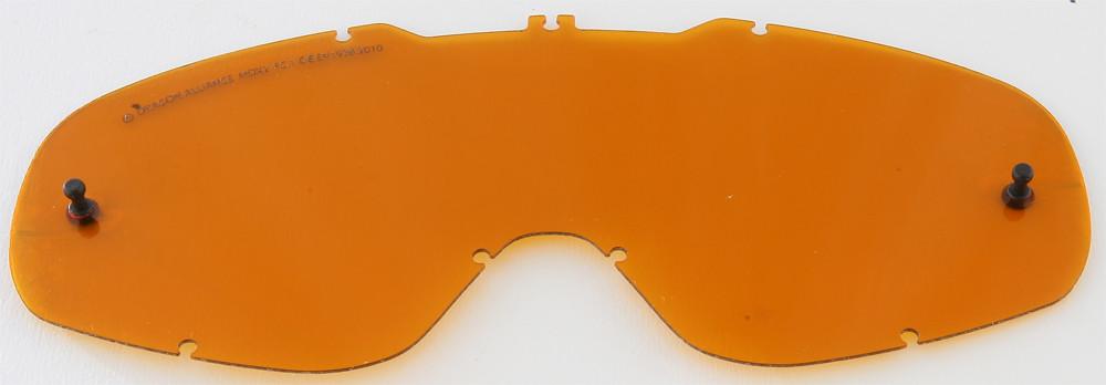 Mdx2 Goggle Lens (Amber)