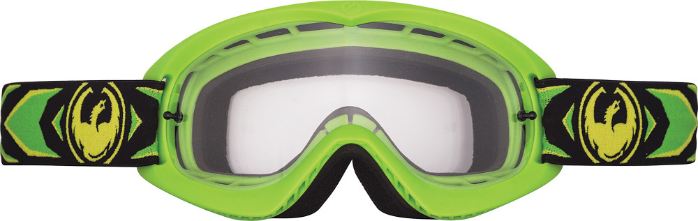 Mdx Goggle Factor W/Clear Lens