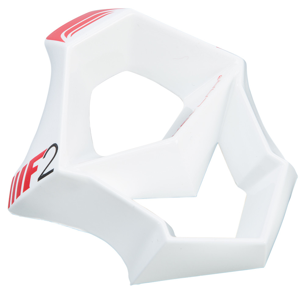 F2 Carbon Acetylene Mouthpiece (White/Red)