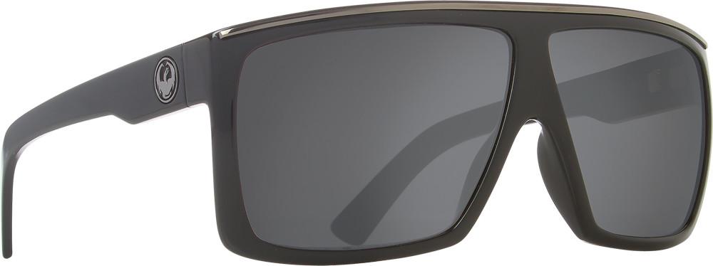 Fame Sunglasses Jet W/Grey Len S