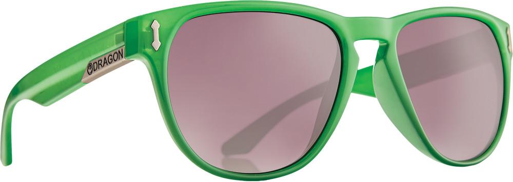 Marquis Sunglasses Jade W/Grey Gradient Lens