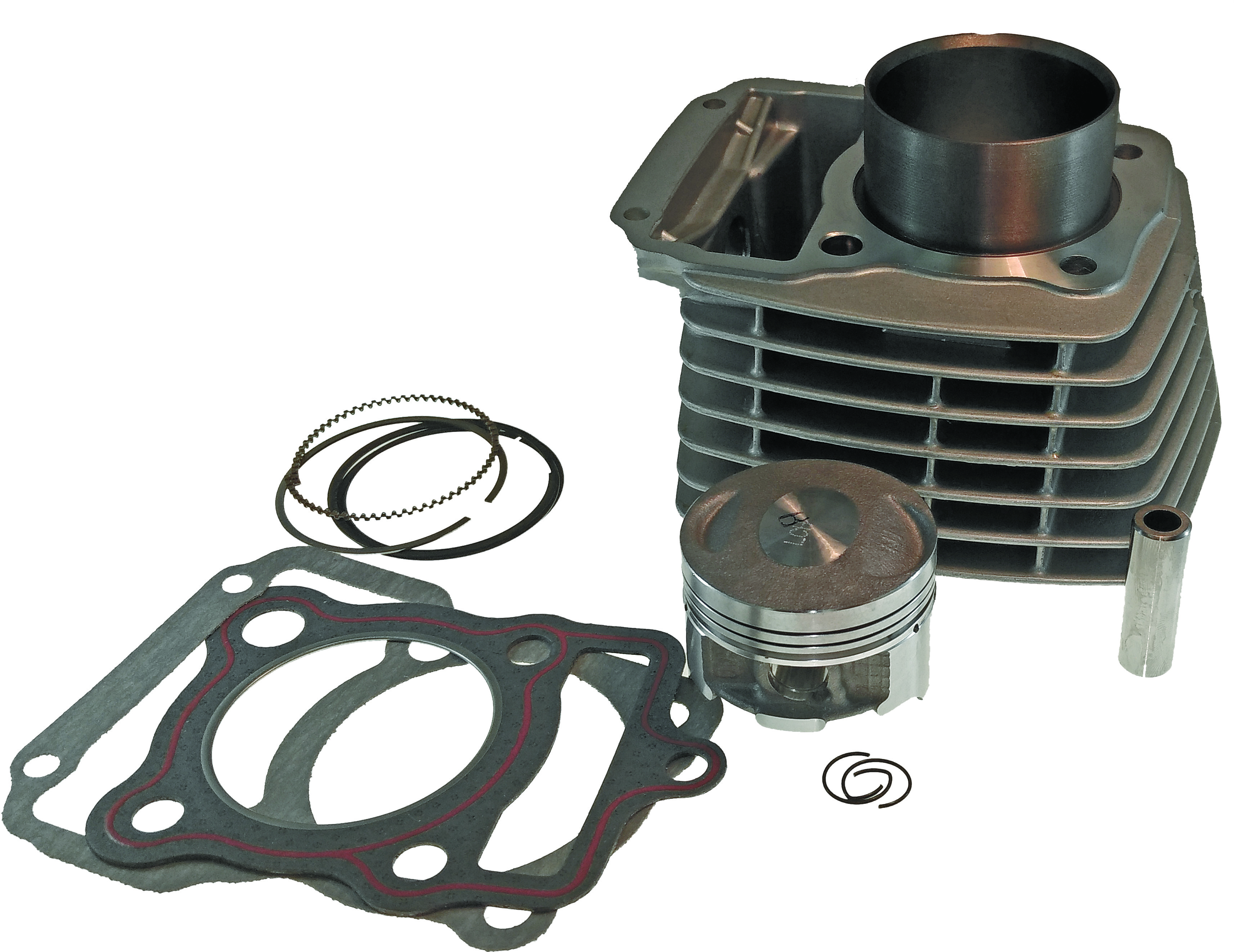 Cylinder Kit VERTICAL 125 13mm PIN