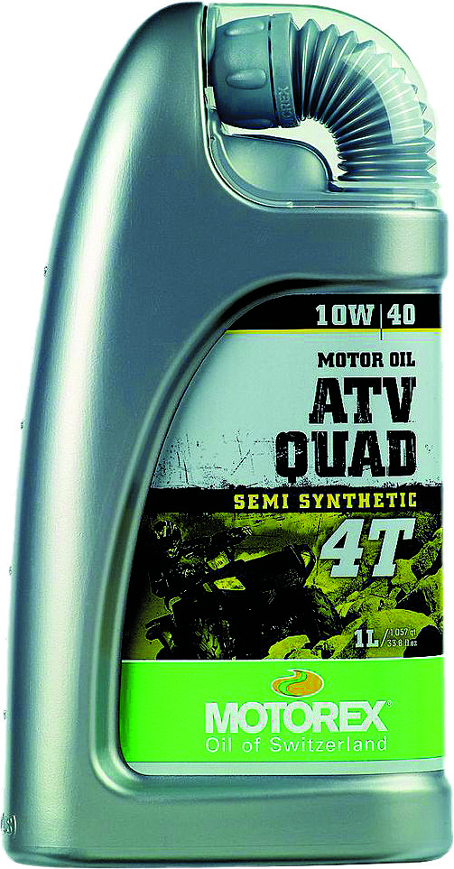Atv Quad Racing 4T 10W40 (1 Liter)
