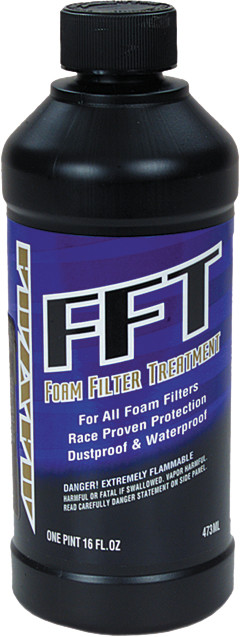 Foam Filter Treatment 16Oz