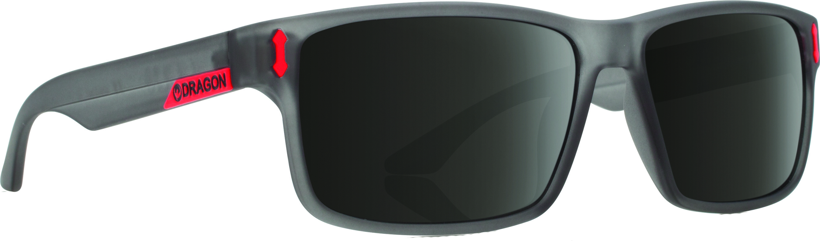 Count Sunglasses Matte Grey W/Grey Lens