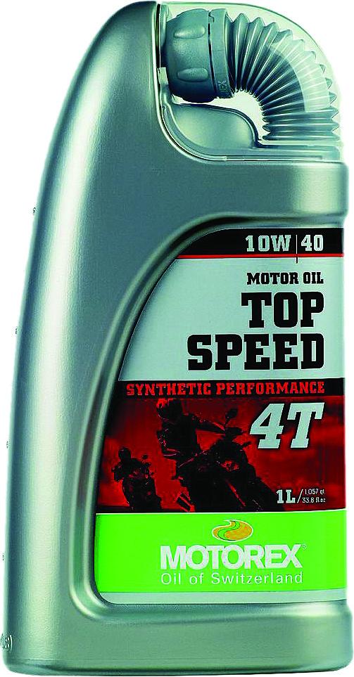 Top Speed 4T 10W40 (1 Liter)