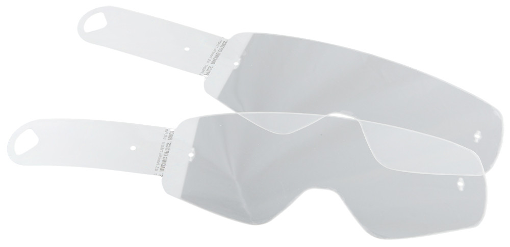 Nfx2 Laminated Tear Off Replacement Lens 20/Pk