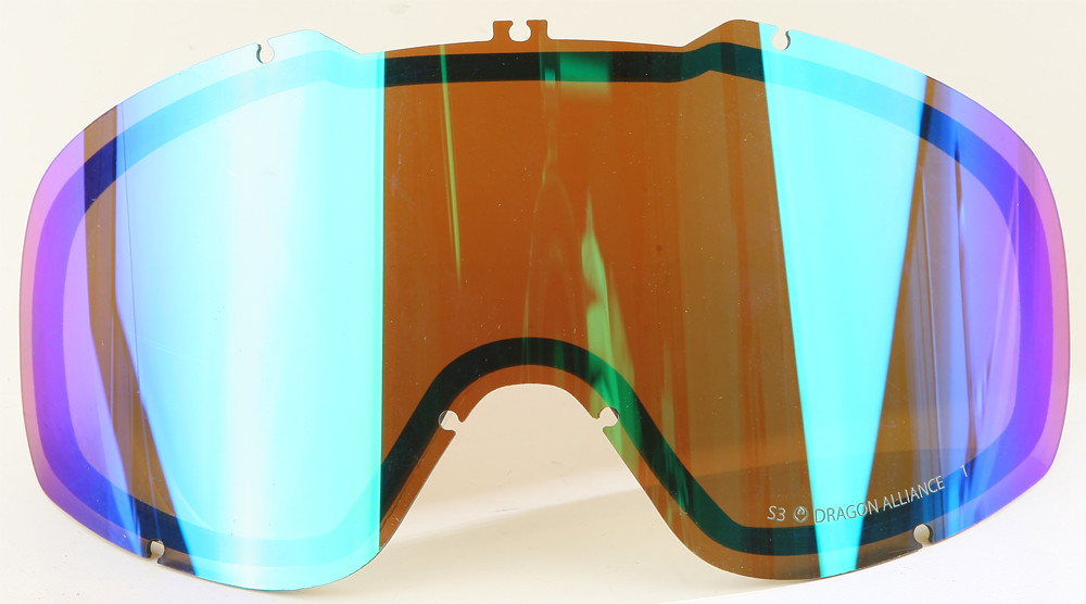 Mdx2 Dual Replacement Lens Green Ion