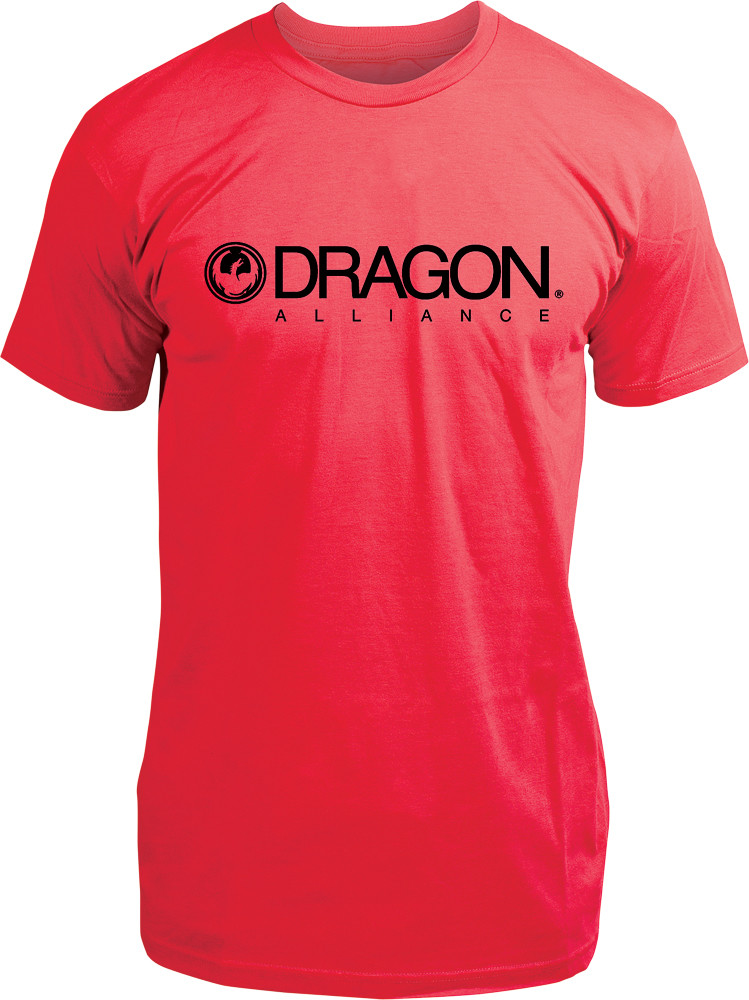 Trademark Tee Red L