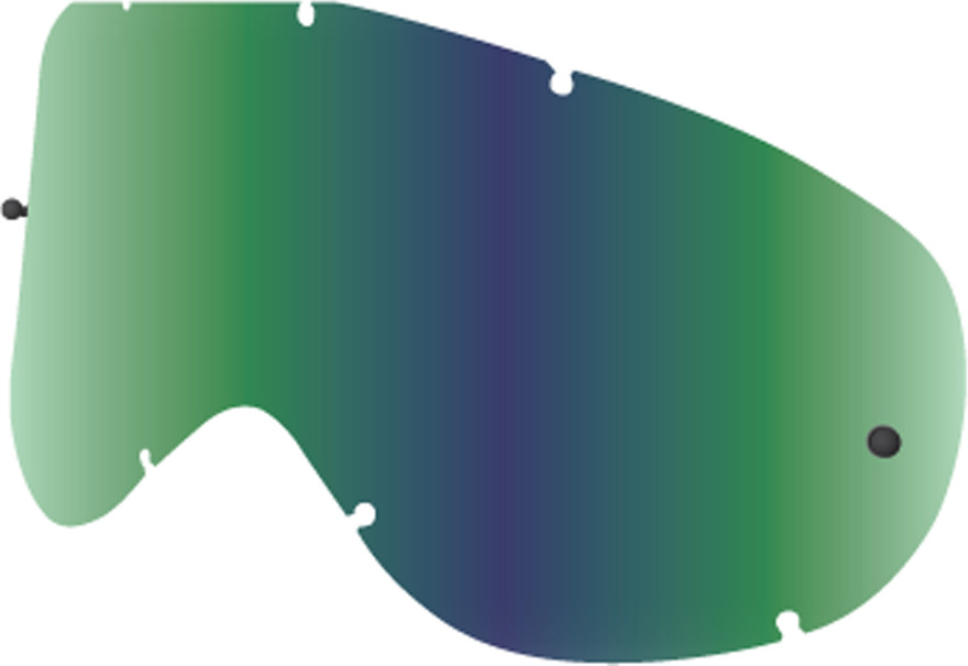 Mdx Goggle Lens (Green Ionized)