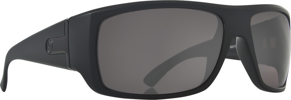 Vantage Sunglasses Matte Steal Th W/Grey Lens