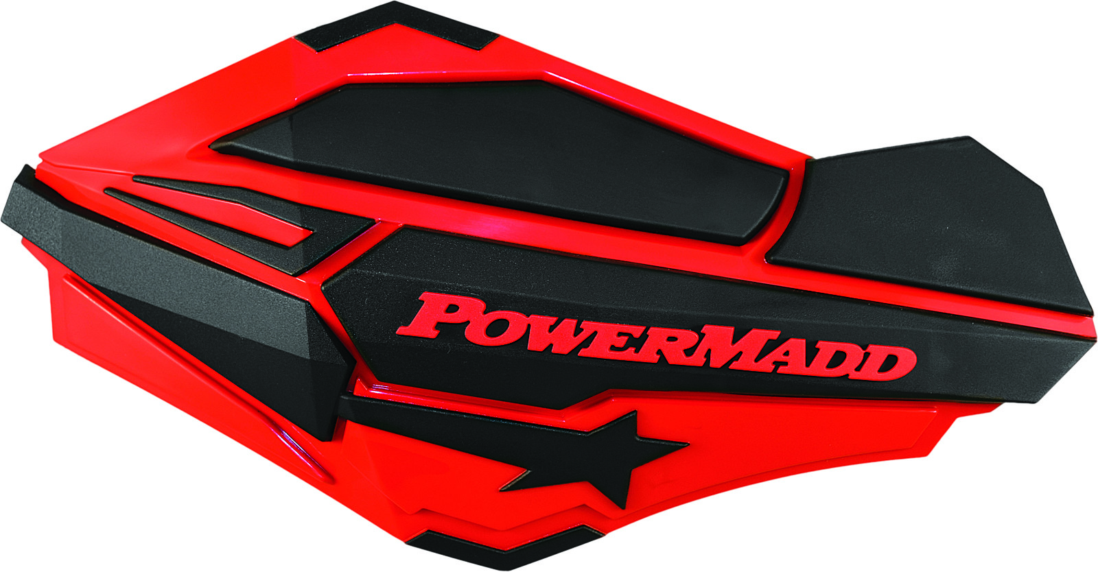 Sentinal Handguards (Red/Black)