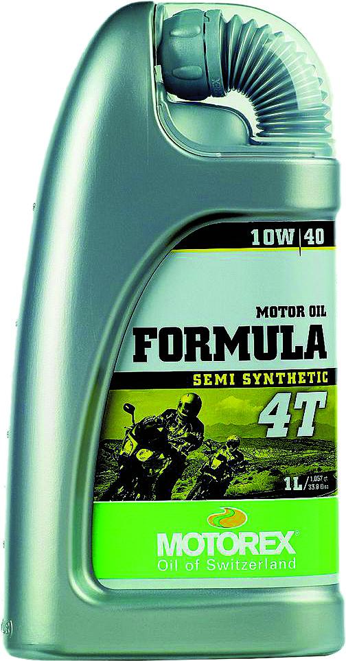 Formula 4T 10W40 (1 Liter)