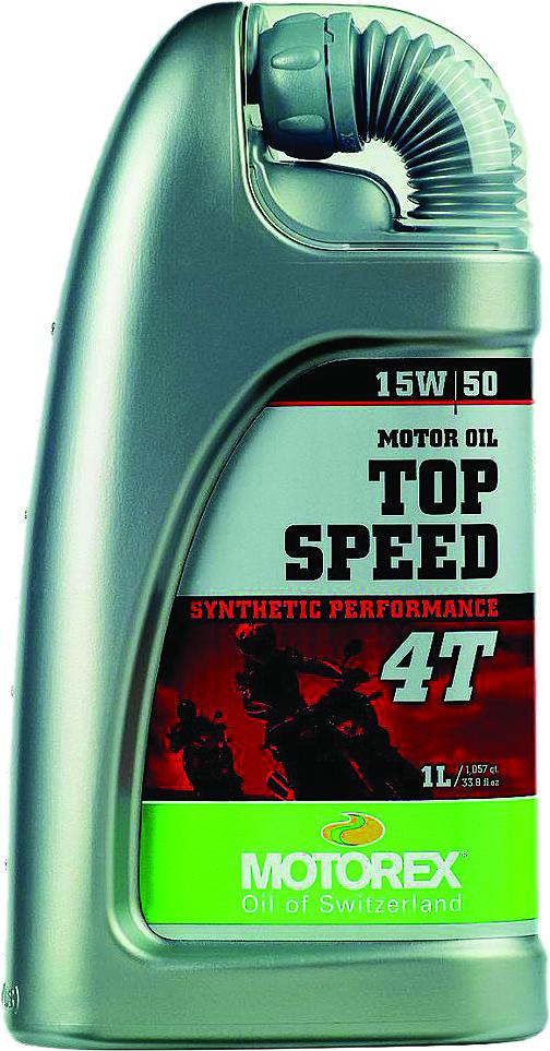 Top Speed 4T 15W50 (1 Liter)