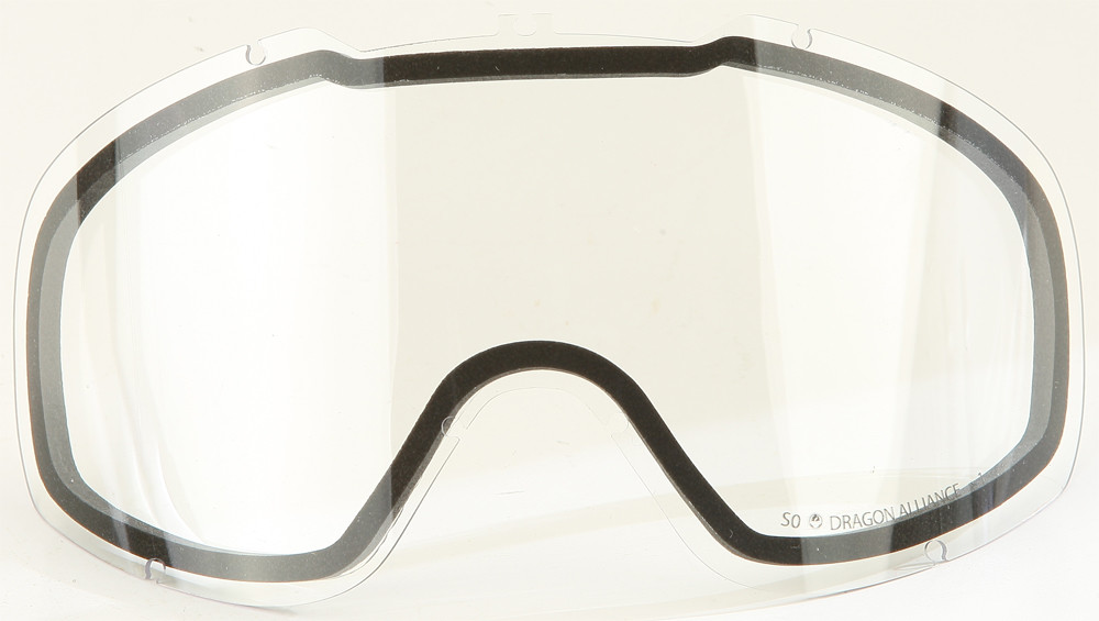 Mdx2 Dual Replacement Lens Clear