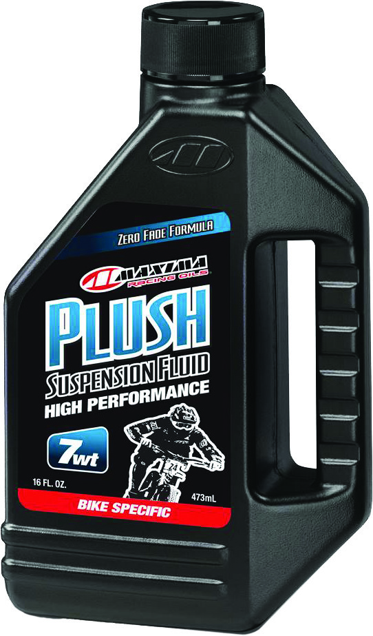 Plush Suspension Fluid 7Wt 16Oz