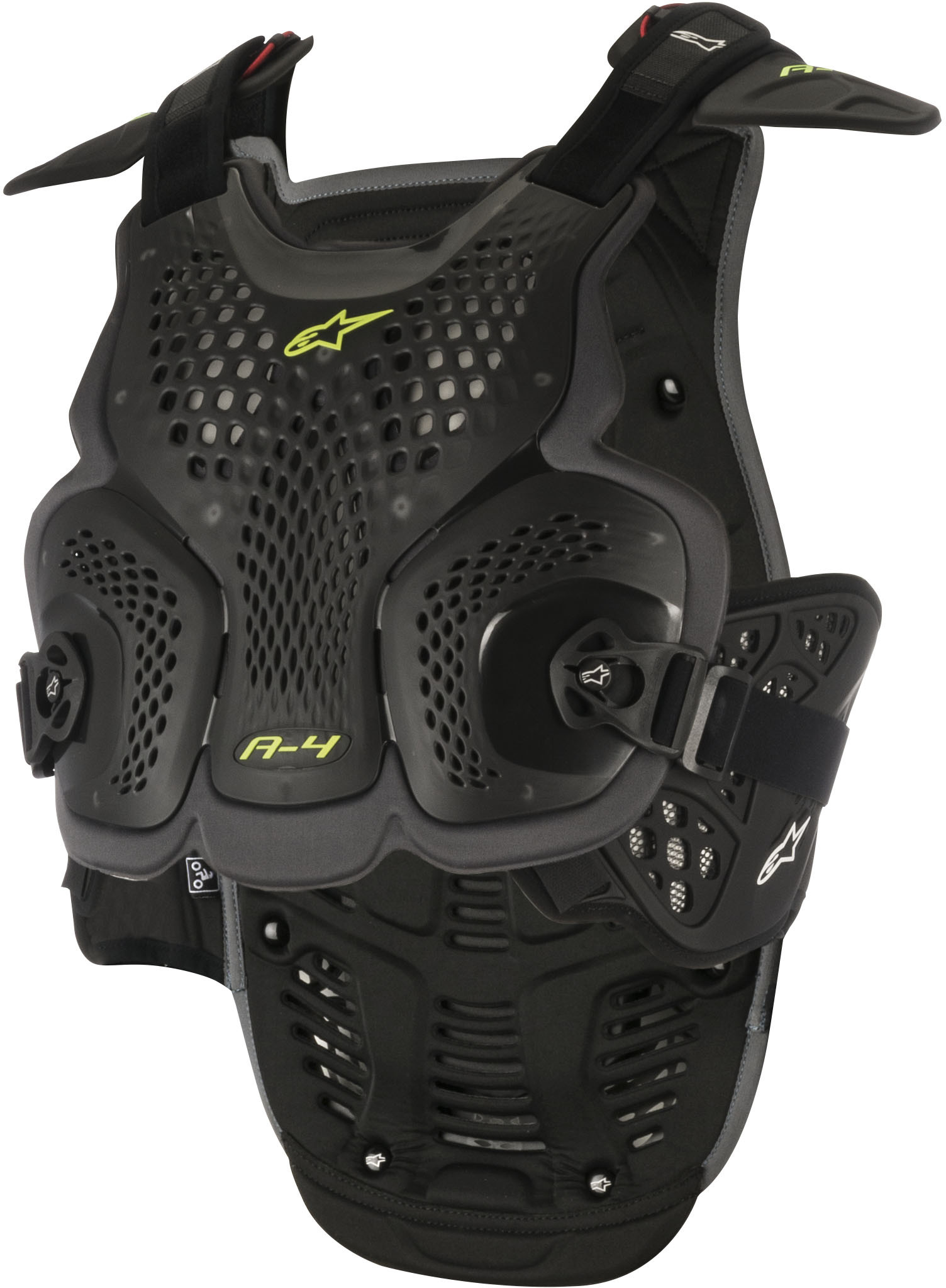 A-4 Chest Protector Black/Anthracite M/L