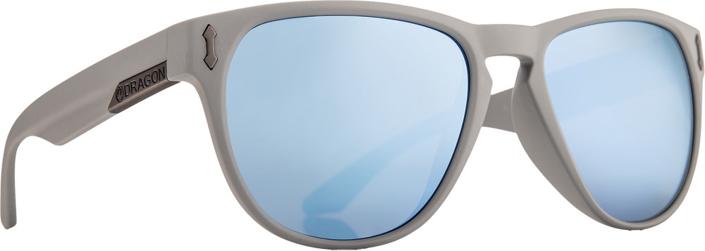 Marquis Sunglasses Grey Matter W/Sky Blue Ion Lens