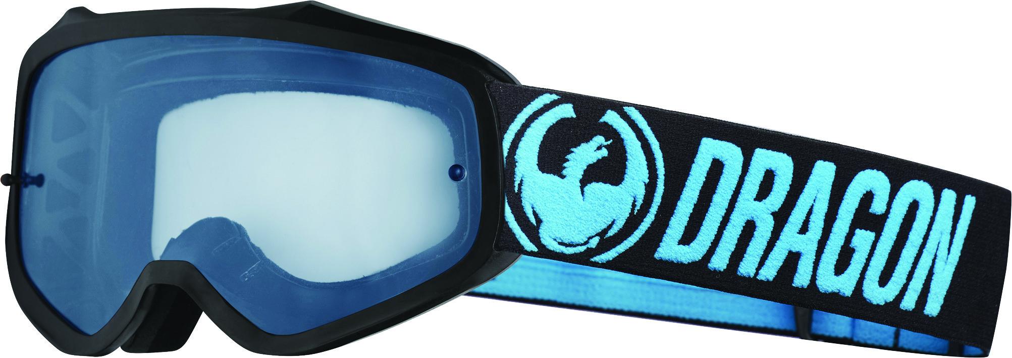 Mxv Goggle Blue W/Luma Blue Lens
