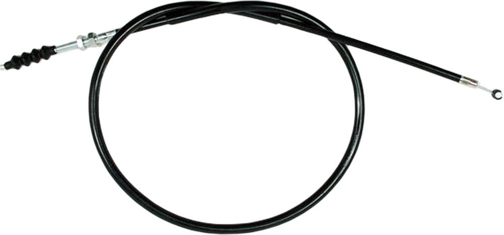 Black Vinyl Clutch Cable 70-2224, for Honda Motorcycle