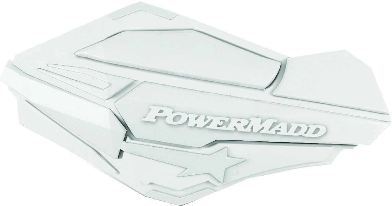 Pm Sentinal Handguard White / White