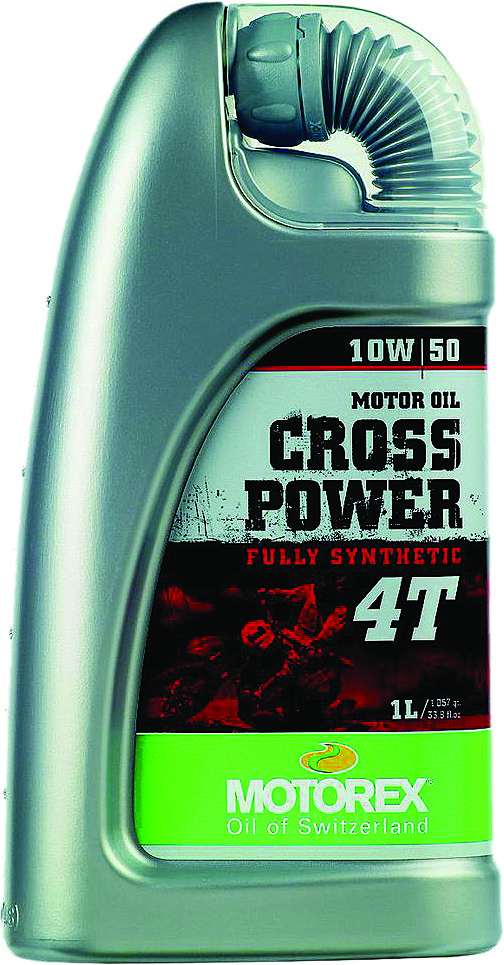 Cross Power 4T 10W50 (1 Liter)