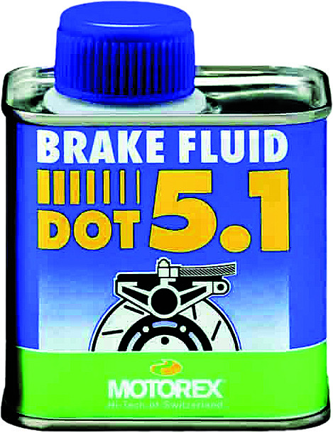 Dot 5.1 Brake Fluid (250Ml)