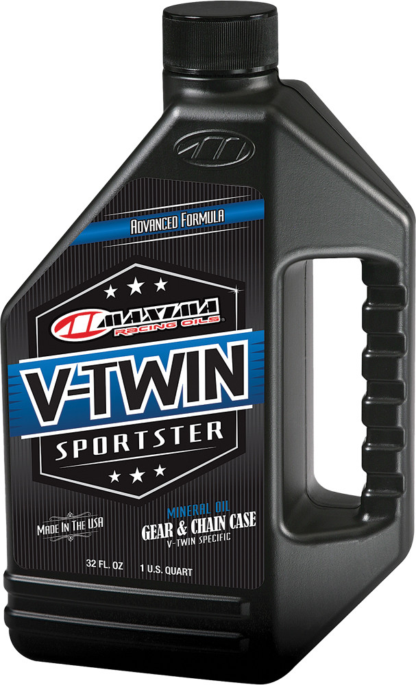 V-Twin Sportster Gear & Chain Case Oil 32Oz