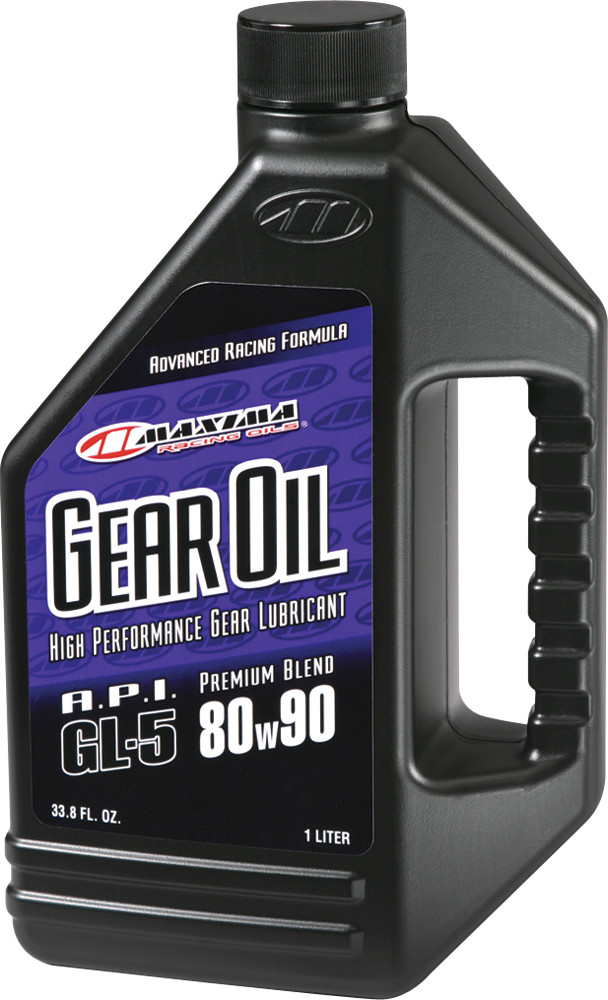 Hypoid Gear Oil 80W-90 Liter