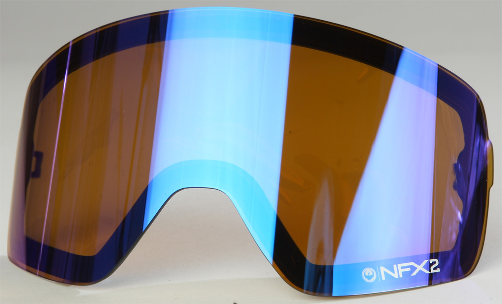 Nfx2 Dual Replacement Lens Blue Steel
