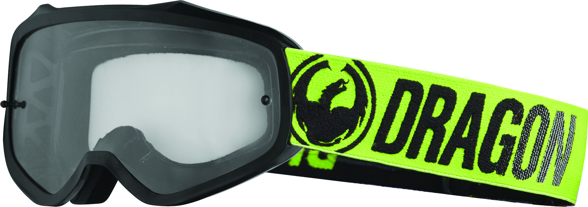 Mxv Break Goggle Green W/Clear Lens