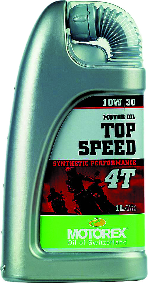 Top Speed 4T 10W30 (1 Liter)