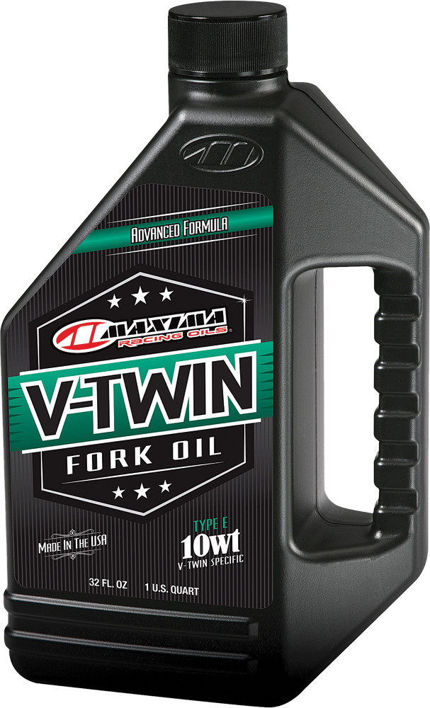 V-Twin Type E Fork Oil 10Wt 32Oz