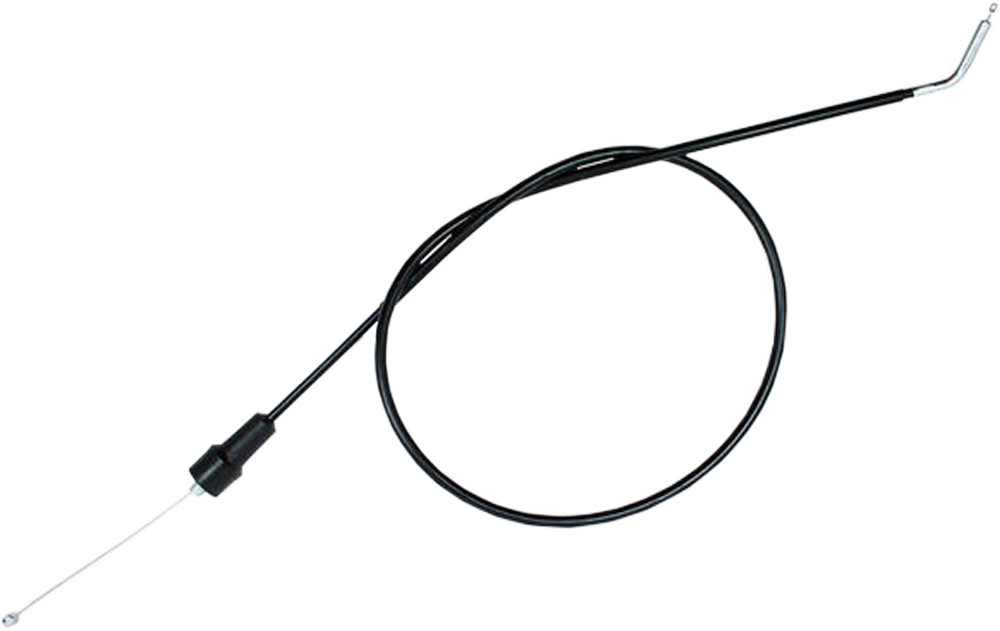 BLACK VINYL THROTTLE CABLE