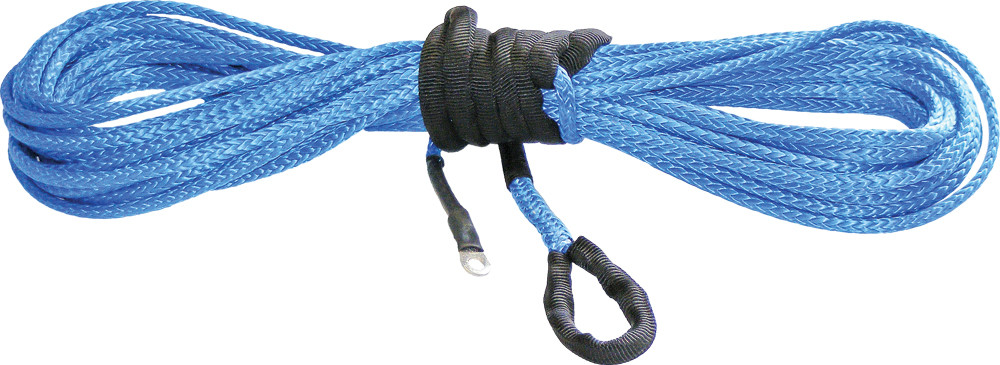 "ROPE KIT BLUE 1/4""X50' 4000-4500 WIDE"