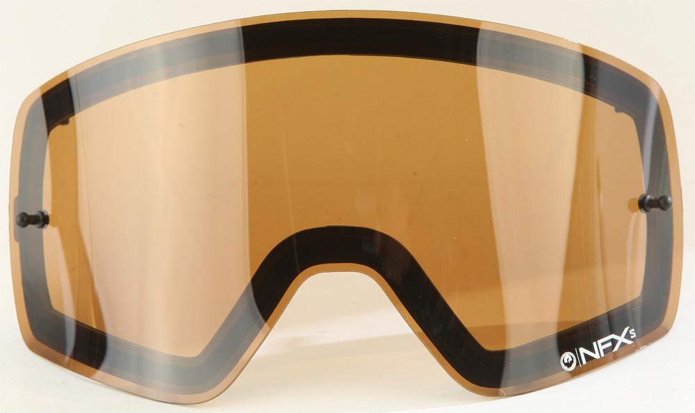 Nfxs Goggle Lens Jet Black Aft