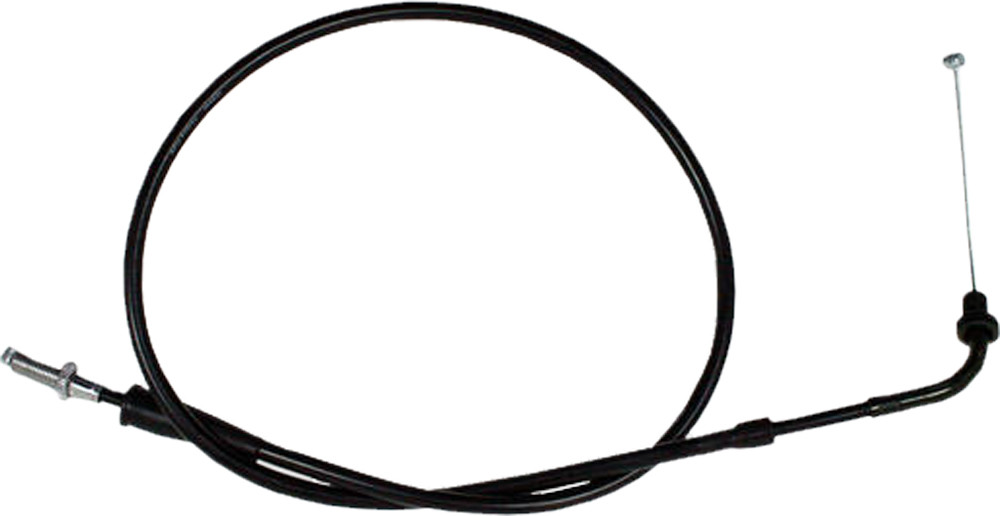 Black Vinyl Throttle Cable 70-2135, for Honda Motorcycle