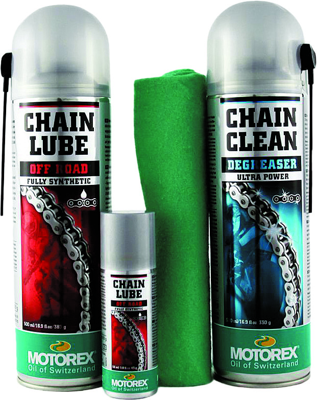 Offroad Chain Care Kit