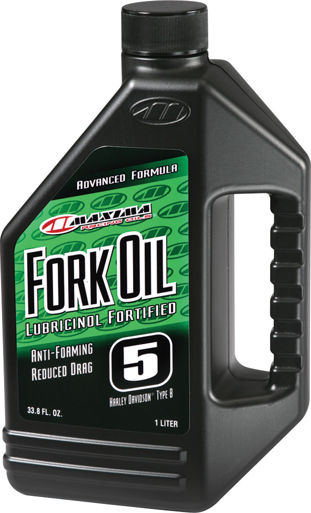 Fork Oil 10W 16Oz