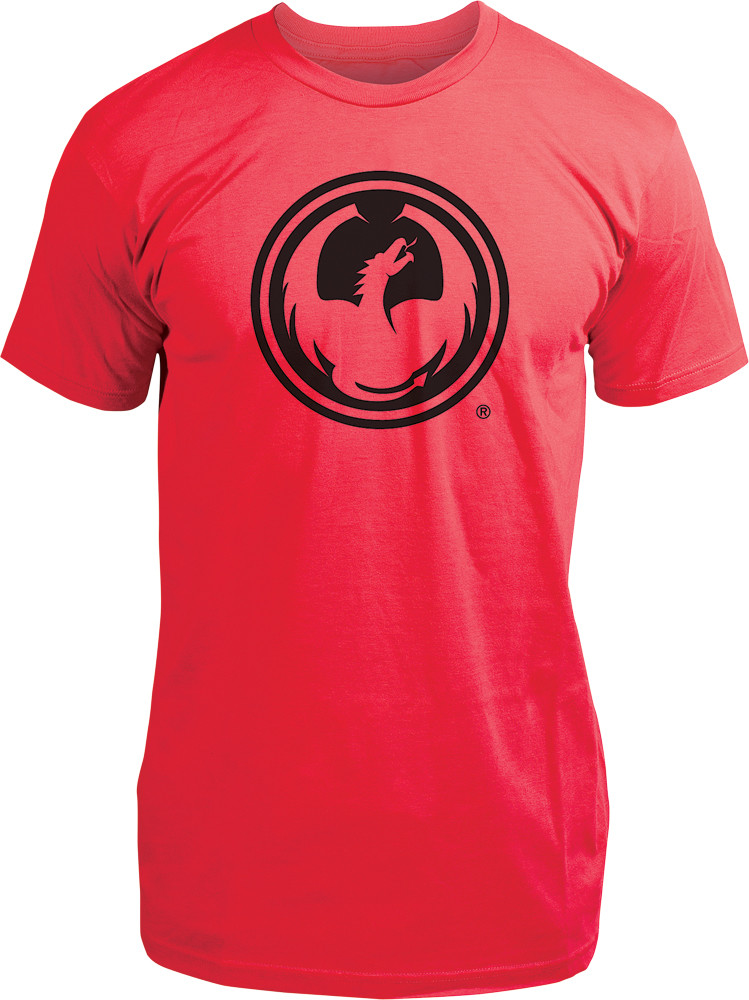 Icon Tee Red L