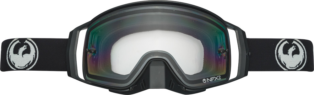 Nfx2 Coal (Injected Clear Lens)