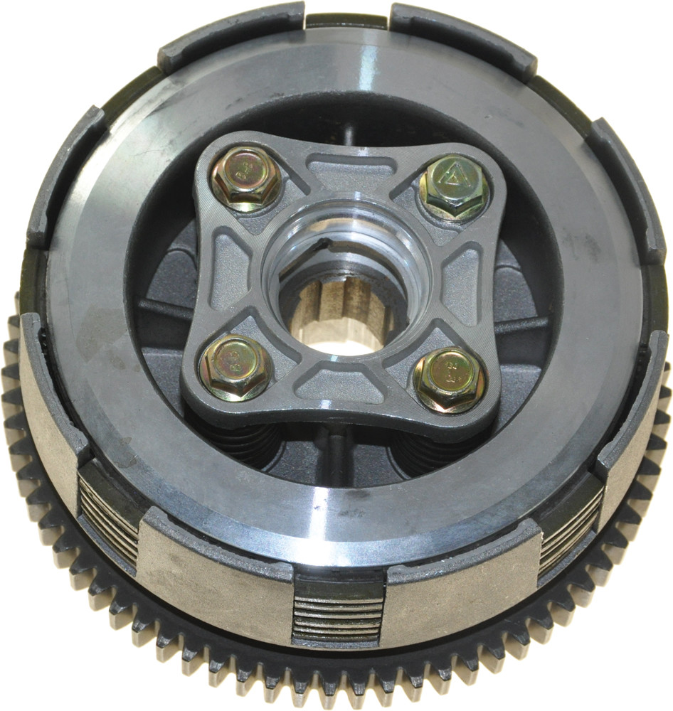 VERTICAL ENGINE CLUTCH 150-200