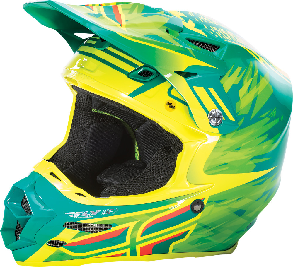 F2 Carbon Mips Helmet Short Replica 2X