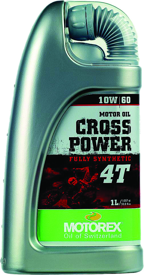 Cross Power 4T 10W60 (1 Liter)
