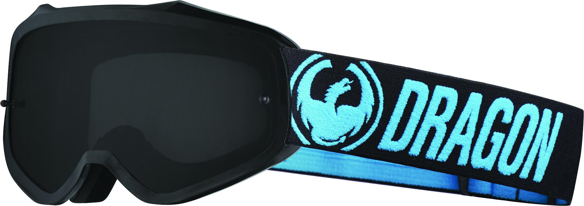 Mxv Goggle Blue W/Smoke Lens