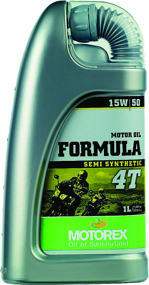 Formula 4T 15W50 (1 Liter)